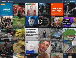 voxed.net screenshot