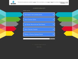 voxelarcade.com screenshot