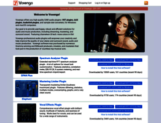 voxengo.com screenshot
