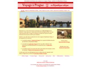 voyage-prague.com screenshot