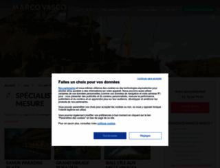 voyage.baliveo.com screenshot