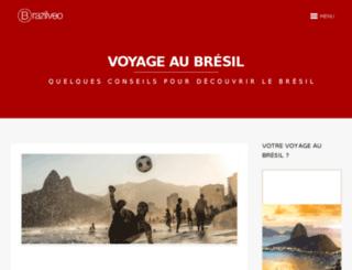 voyage.brazilveo.com screenshot