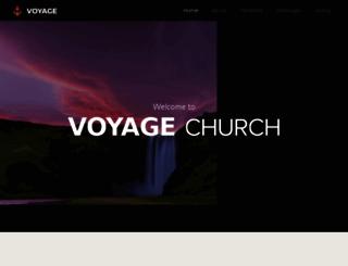 voyage.cloversites.com screenshot
