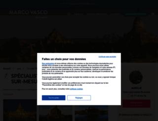 voyage.myanmarveo.com screenshot