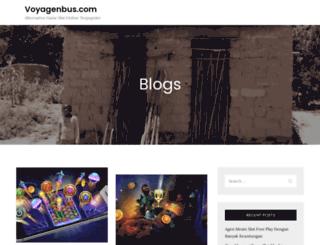 voyagenbus.com screenshot