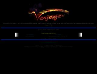 voyager.com screenshot