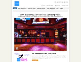 voyager360.com screenshot