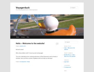 voyagerduck.com screenshot