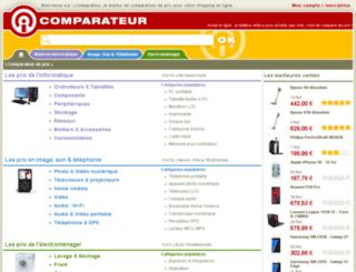 voyages.i-comparateur.fr screenshot