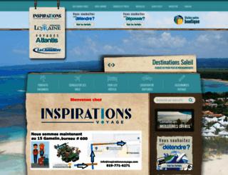 voyagesatlantis.ca screenshot