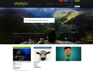 voyajo.com screenshot