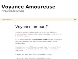 voyance-wardia.com screenshot