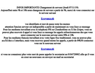 voyance.phmultimedia.fr screenshot