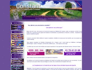 voyancegratuite-tel.fr screenshot