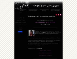 voyancepascher.fr screenshot