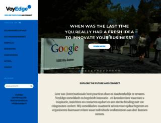 voyedge.nl screenshot