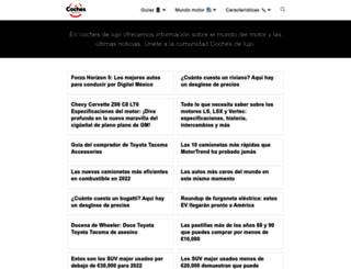 voyencoche.com screenshot
