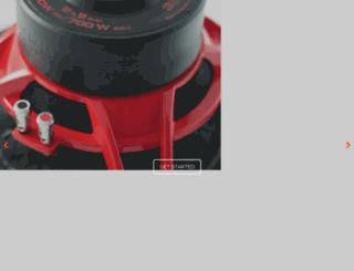vozaudio.com screenshot