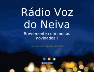 vozdoneiva.net screenshot
