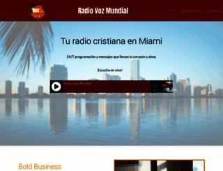 vozmundial.com screenshot