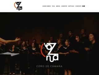 voznua.com screenshot