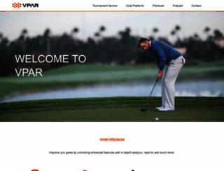 vpar.com screenshot