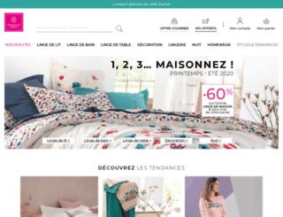 vpc-francoisesaget.com screenshot