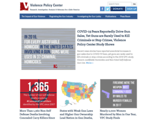 vpc.org screenshot