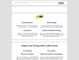vpco.cjb.net screenshot