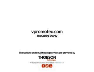 vpromoteu.com screenshot
