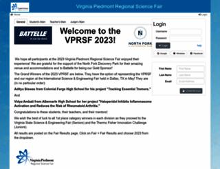 vprsf.org screenshot