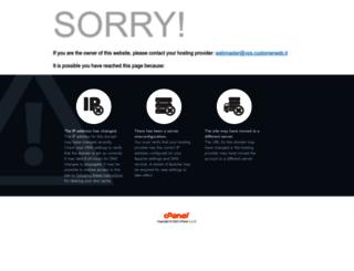 vps.customerweb.it screenshot