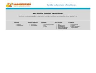 vps.mundiserver.com screenshot