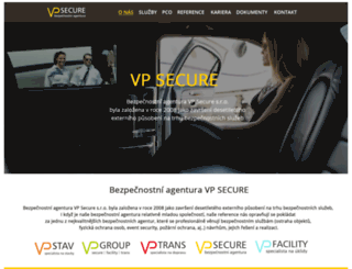 vpsecure.wcz.cz screenshot