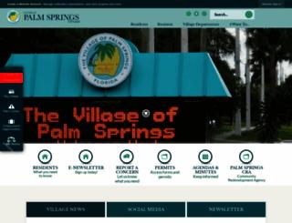 vpsfl.org screenshot