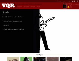 vqronline.org screenshot