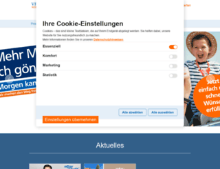 vr-bank-nbg.de screenshot