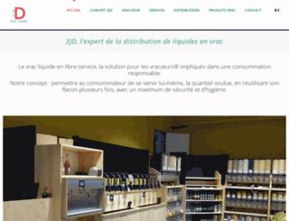 vrac-liquide.fr screenshot