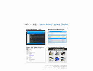 vrcp.org screenshot