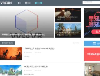 vrcun.com screenshot