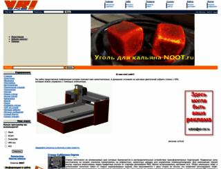vri-cnc.ru screenshot