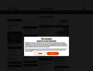 vrouwen-uitvaart.startpagina.nl screenshot