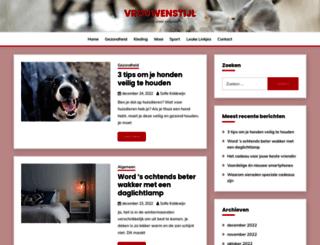 vrouwenstijl.nl screenshot