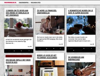 vrouwenzaken.nl screenshot
