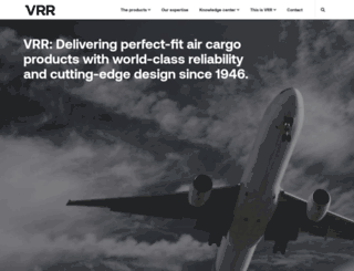 vrr-aviation.com screenshot