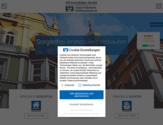vrrc-immo.de screenshot