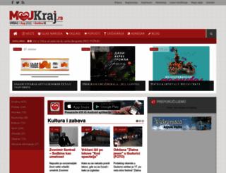 vrsac.mojkraj.rs screenshot