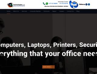 vrscomputers.com screenshot