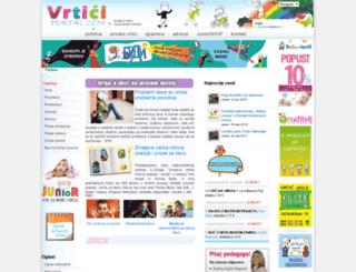 vrticiportal.com screenshot