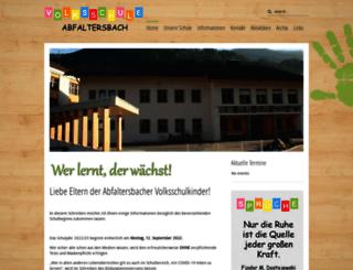 vs-abfaltersbach.tsn.at screenshot